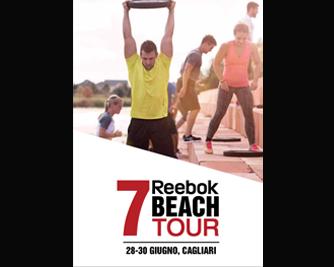Media Key: Reebok porta lo sport nelle più belle spiagge