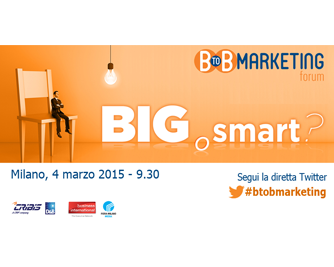 Media Key: BtoB Marketing Forum 2015: big o smart?